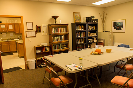 First UU Library