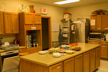 First UU Kitchen