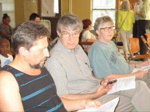 Corey Swertfager, Charles Merrifield, Mary Erickson