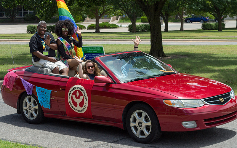Wichita Pride Parade