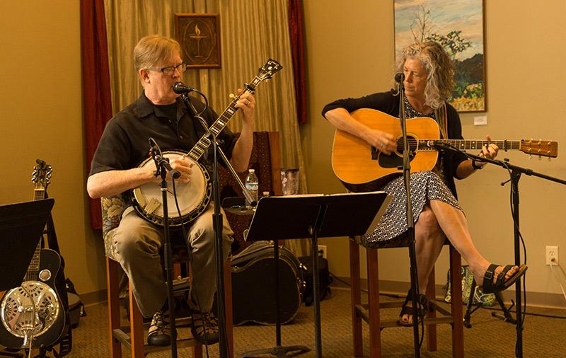 Richard & Karen Crowson